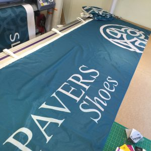 cumnock factory outlet custom flags